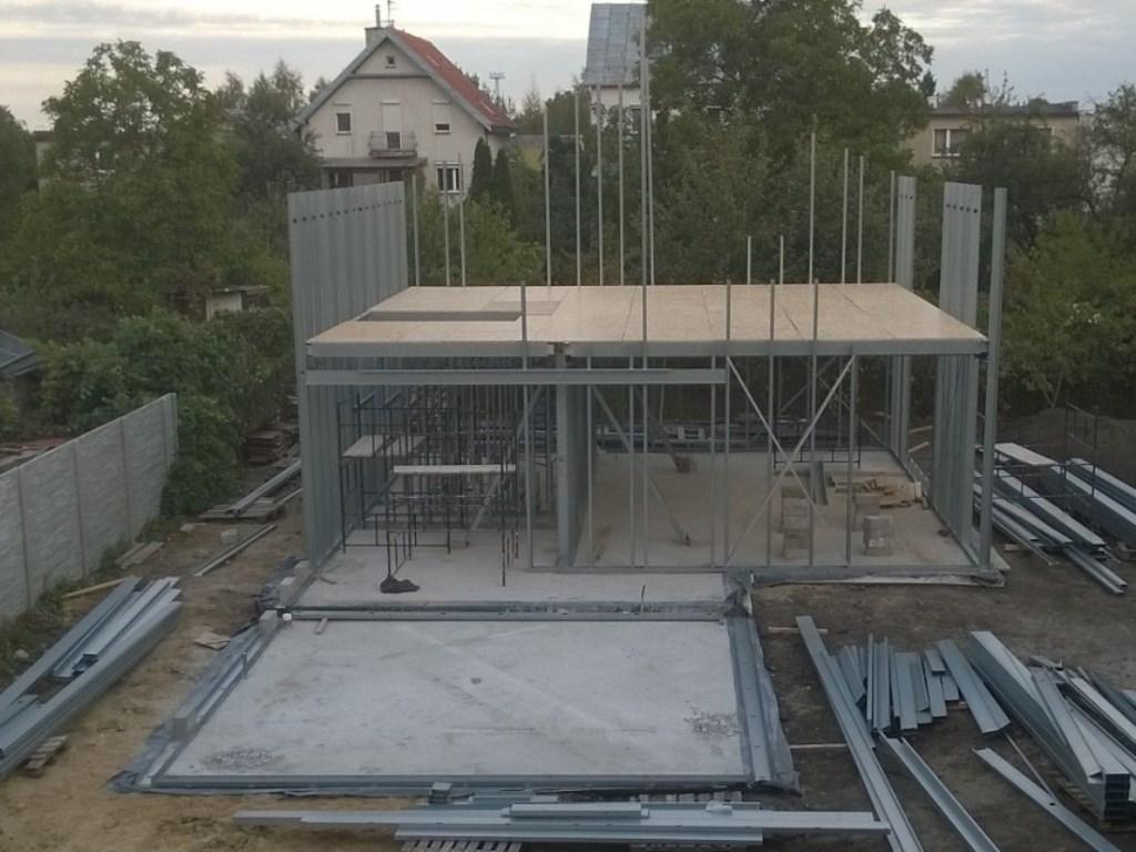 konstrukcja stalowa domu 4