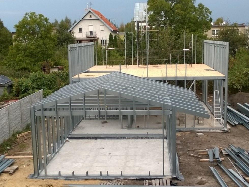 konstrukcja stalowa domu 5